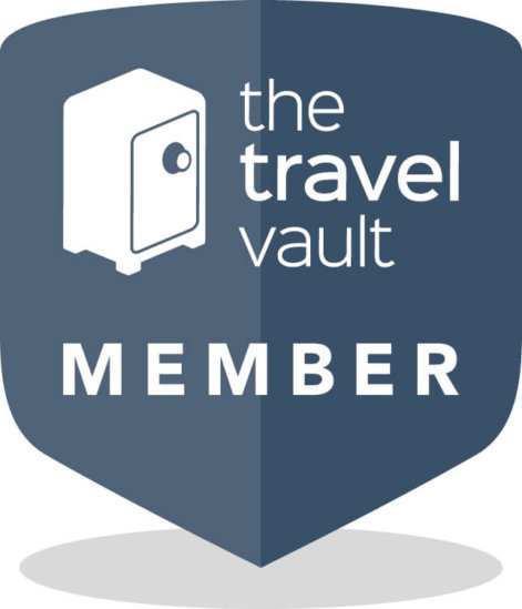 The Travel Vault - Members Logo RGB