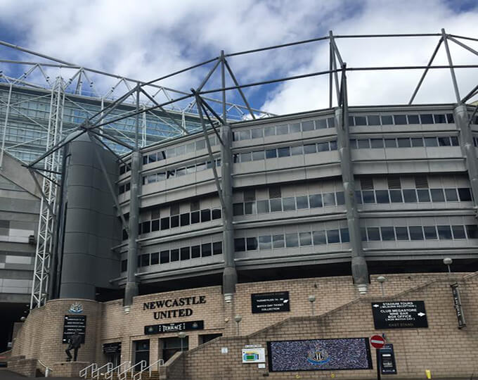 Newcastle Stadium
