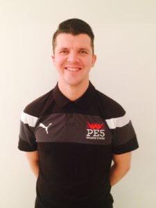 Ross McManus PE5