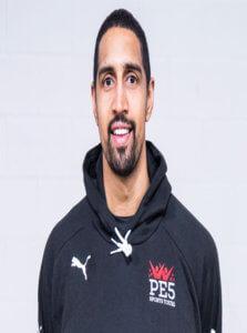 Keiron PE5 Basketball Tour Ambassador