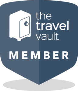 PE5 - The Travel Vault - Members Logo