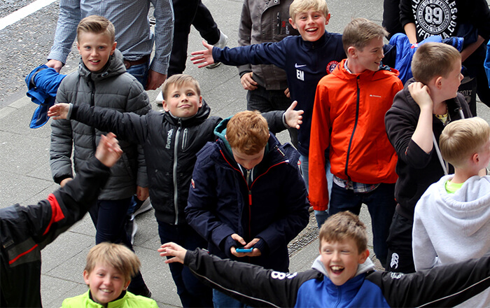 #PE5 Football Tours